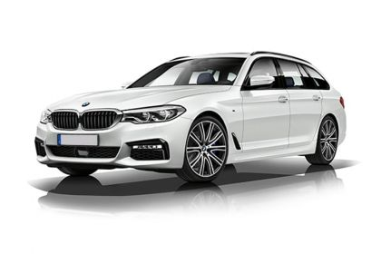 Lease BMW 5 Series car leasing